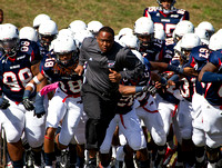 Howard University Homecoming 2012  vs. Morgan State University