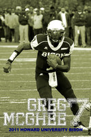 #7 Greg McGhee Poster Project - 2011