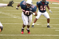 Howard University Spring Football - March 24, 2012