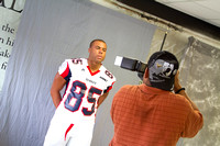 Howard University Football Media Day 2012