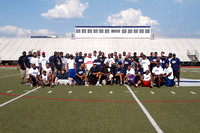 2012 HU Football Alumni Game