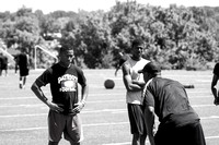 Howard University Football Youth Camp 2012 - Day 3