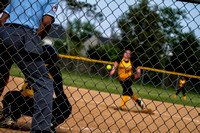Gwynn Park vs Friendly Playoff Softball - May 2014