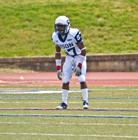 Howard Football Blue/White Game 2012