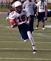 Howard University Spring Football - March 22, 2012