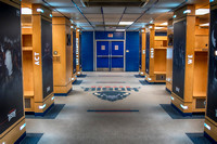 New BISON Locker Room